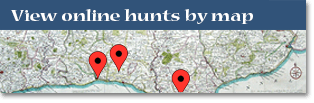 View hunts by map